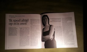 interview in Jazz Bulletin